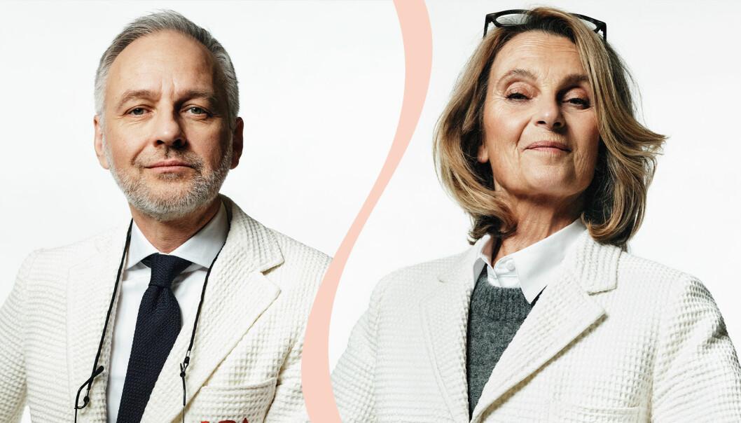 Efter en otroligt uppmärksammad och engagerande reklamkampanj avslöjades det att Björn Kjellman tog över som nya Ica-Stig och att Suzanne Reuter också blir butikschef i Icas reklamer, som karaktären Ica-Stina.