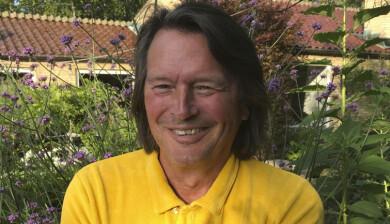 Svante Öquist, inspiratör och bloggare för Sköna hem.