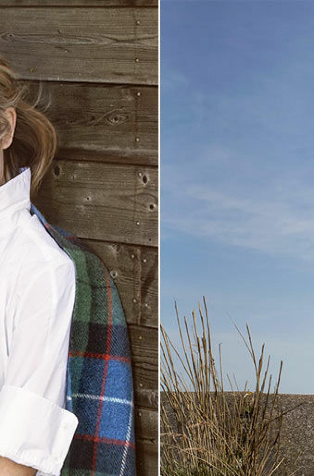 Svart maxiklänning från Gina tricot