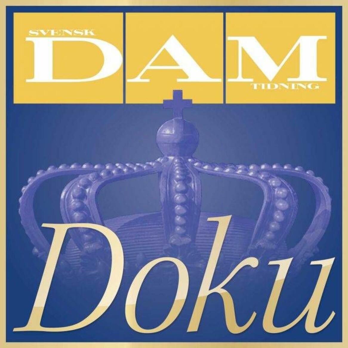 Svensk Dam Dokus logga