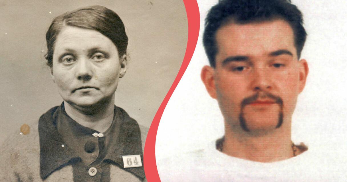 Hilda Nilsson och Tommy Zethraeus – två av Sveriges mest okända massmördare.