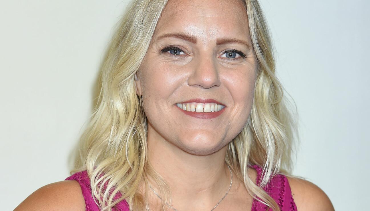 SVT-journalisten och utrikeskorrespondenten Carina Bergfeldt.
