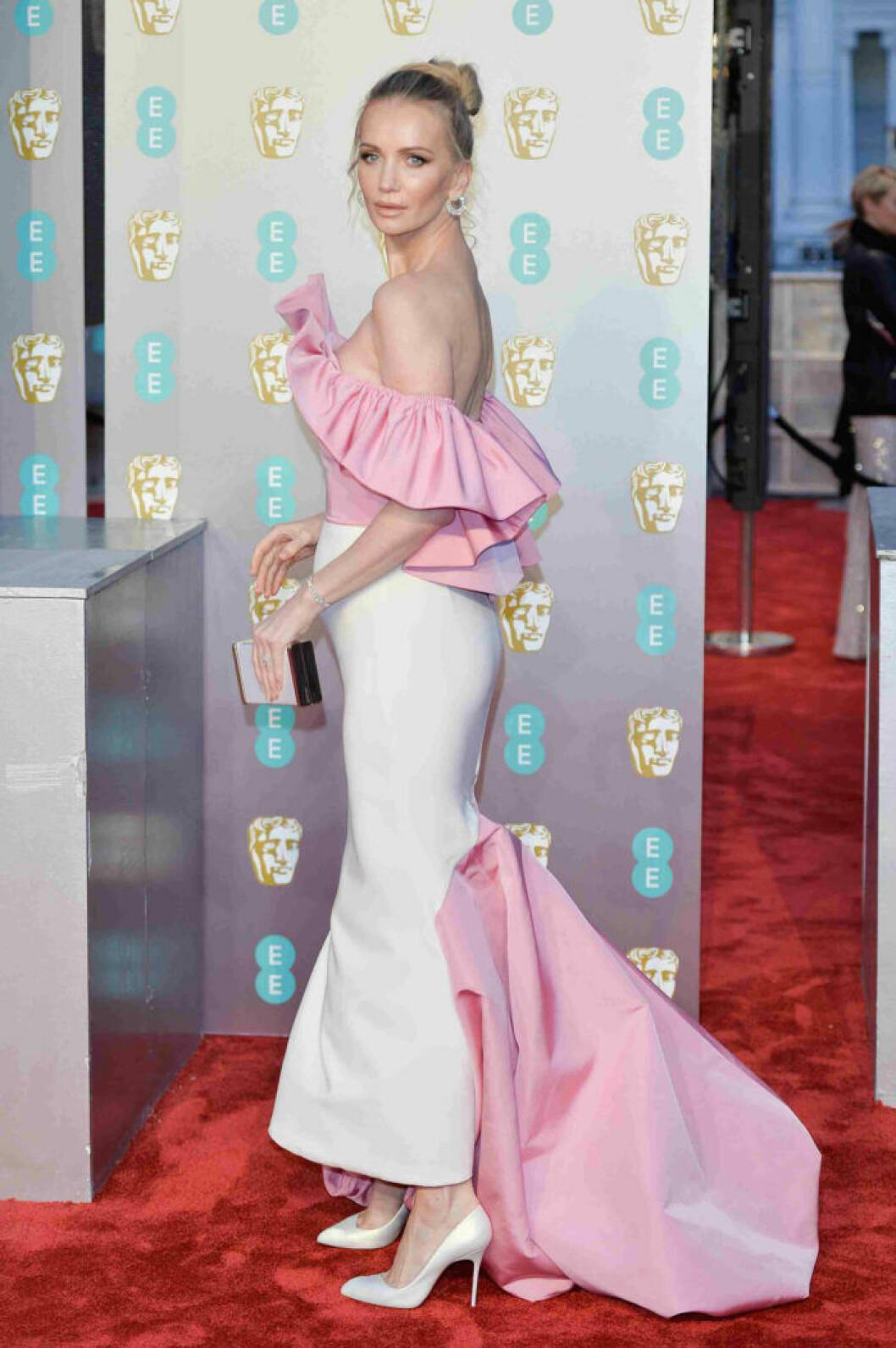 Tatiana Korsakova på BAFTA 2019