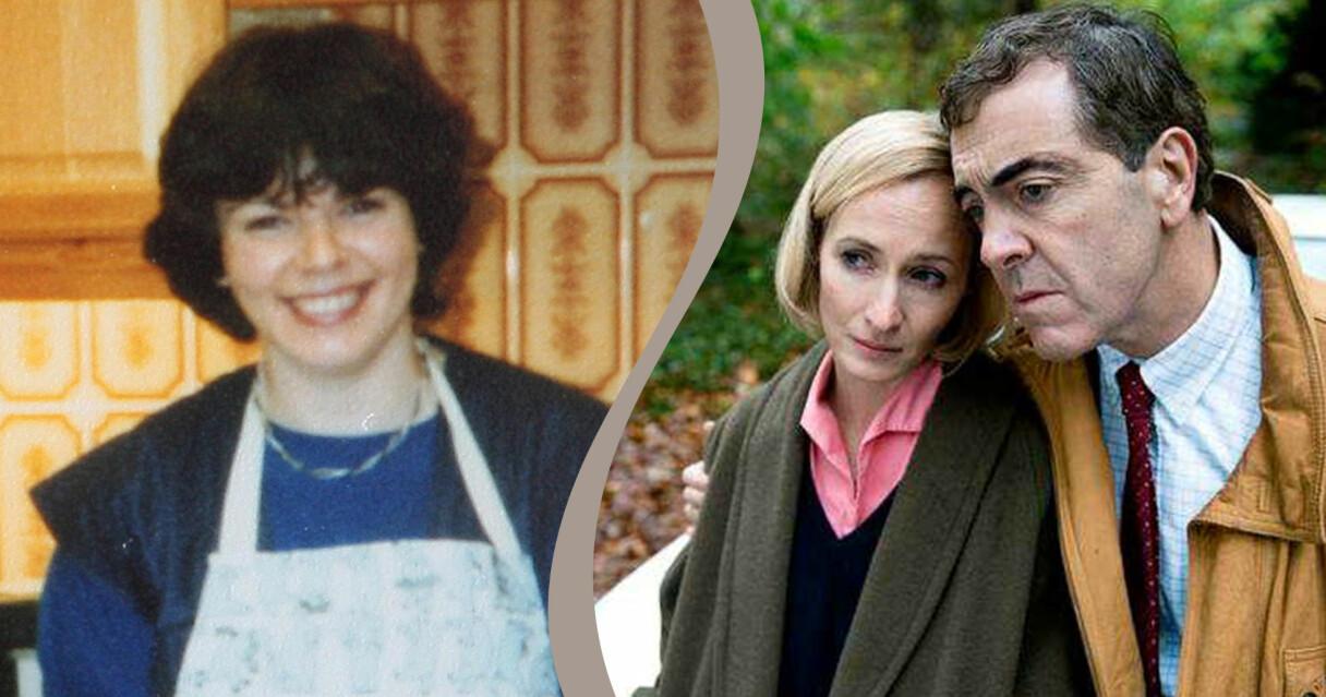 """Lesley Howell mördades av Colin Howell vars hemska dåd har gjorts till tv-serien """"The secret"""" – Hemligheten."""