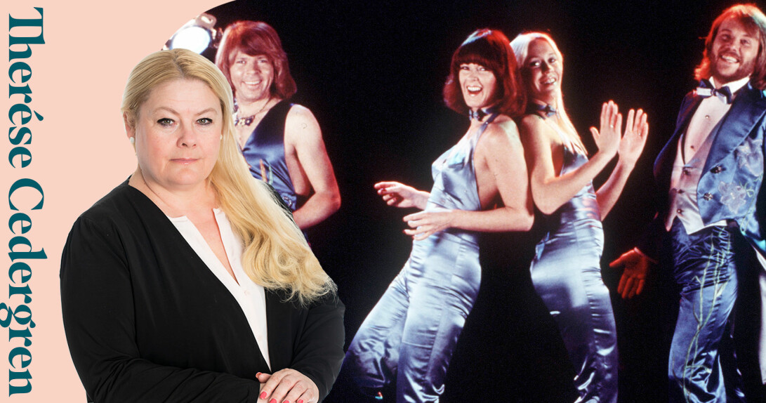 Innehållscheft för berättande journalistik Therése Cedergren skriver krönika om Abba som återförernas och släpper ny musik 2021.
