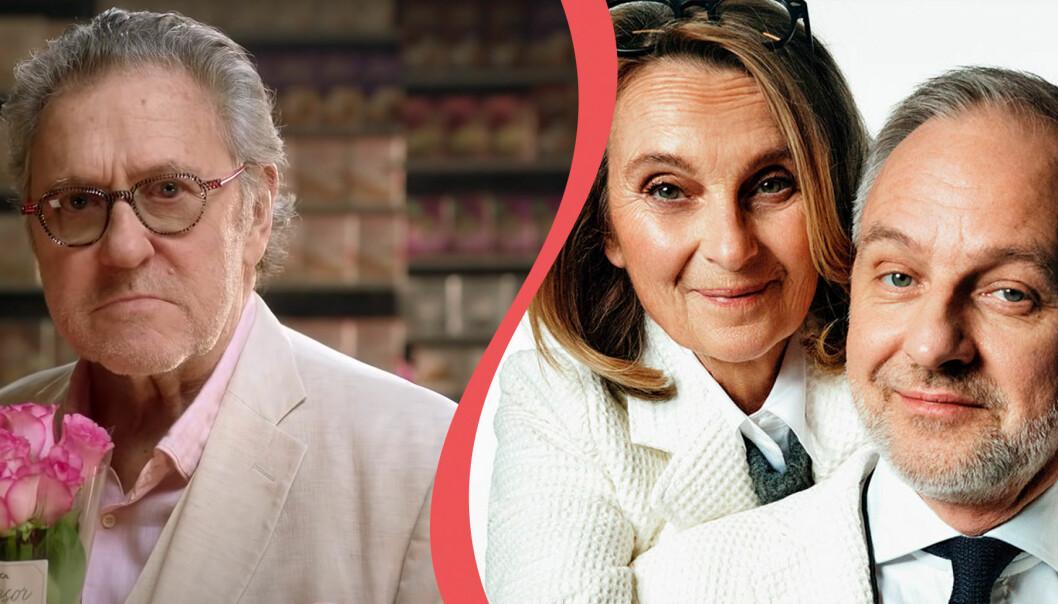 Tommy Körberg, Suzanne Reuter och Björn Kjellman är med i Icas reklamfilm vecka 21 2021.