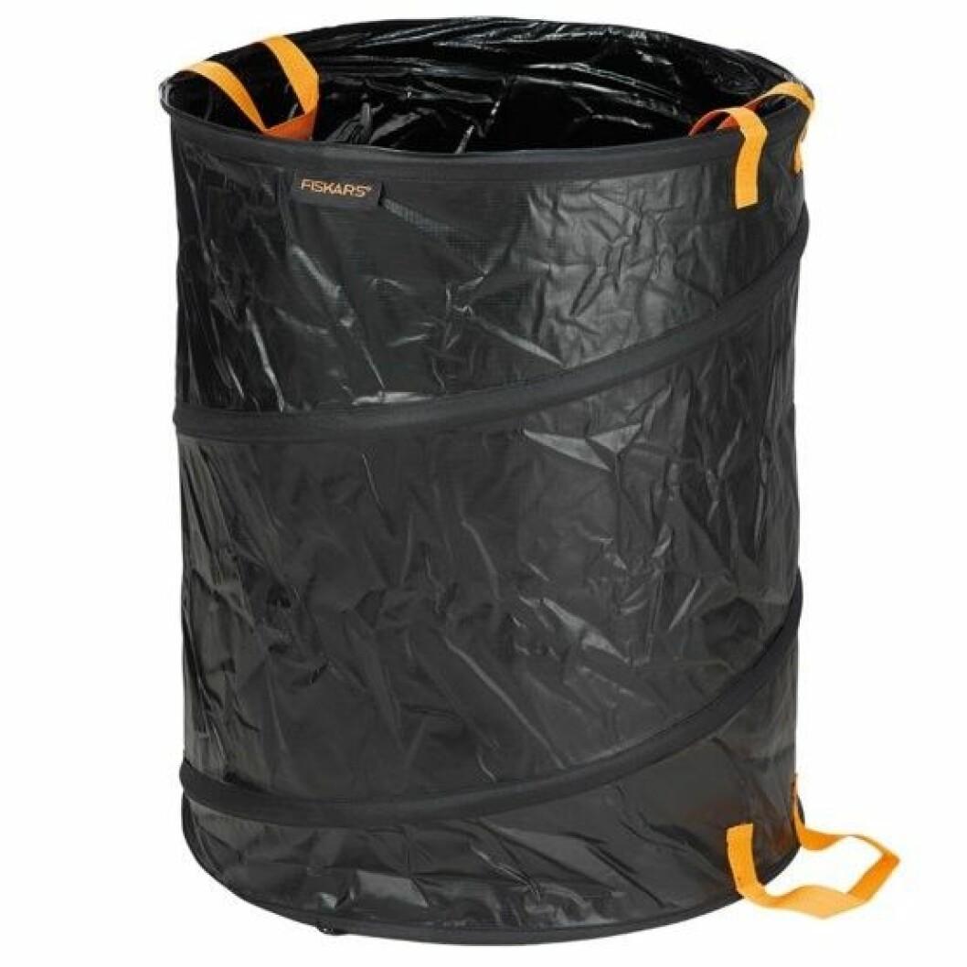 pop-up säck till trädgårdsavfall
