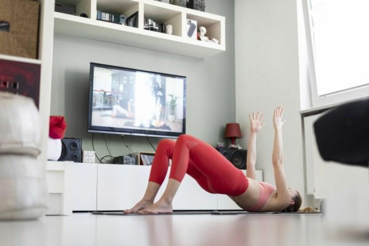 Vill du träna hemma finns mycket att välja på numera.