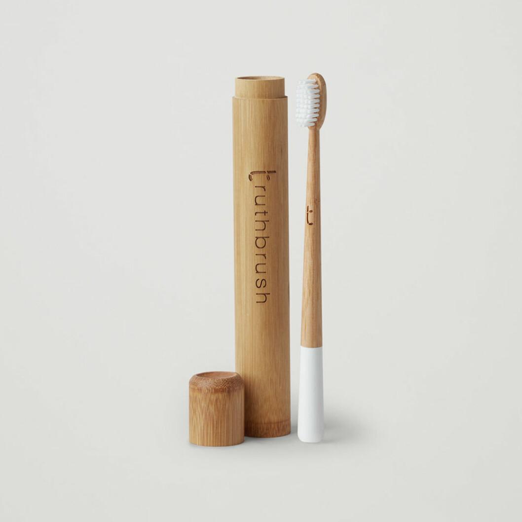 Hållbar tandborste från Truthbrush