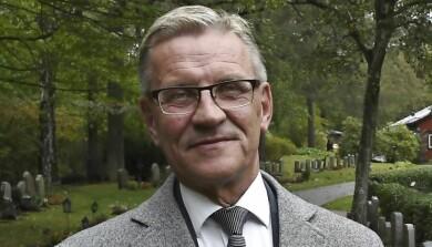 Ulf Lerneus, förbundsdirektör för Sveriges Auktoriserade Begravningsbyråer.
