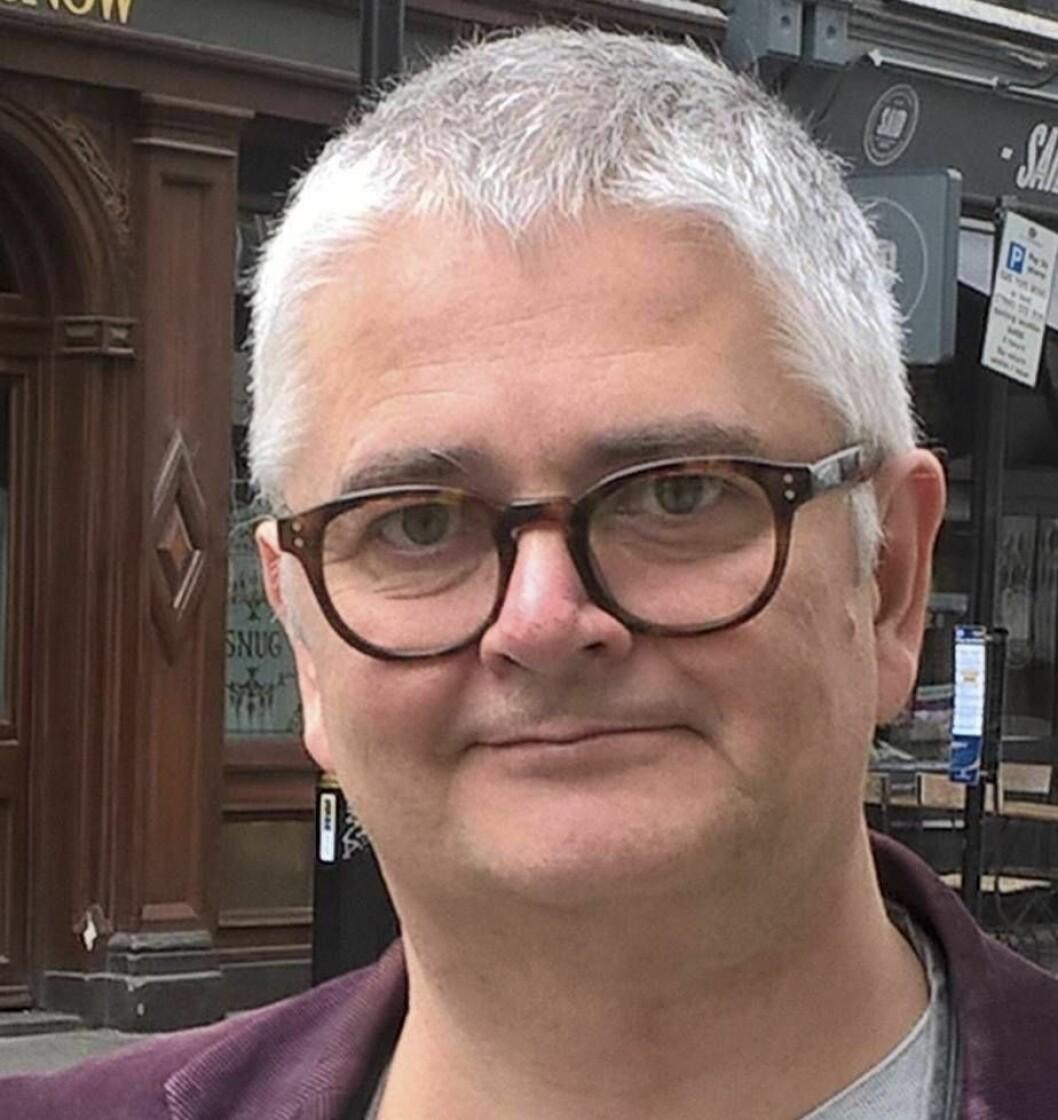 Anders Nystedt,smittskyddsläkare.