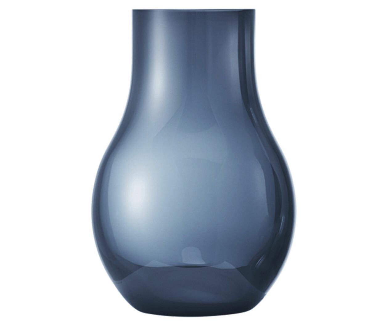 Vad i blått glas från Georg Jensen