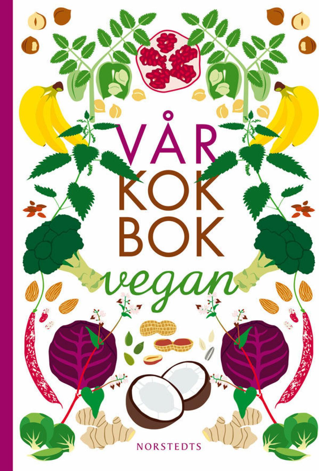 Våg kokbok vegan av Sara Begner