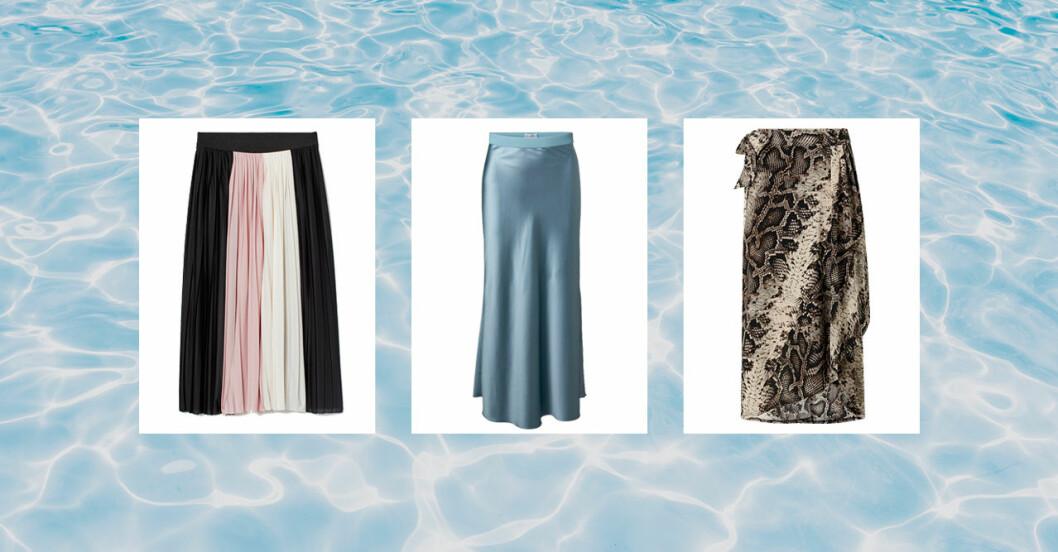 vårens fina kjolar 2020