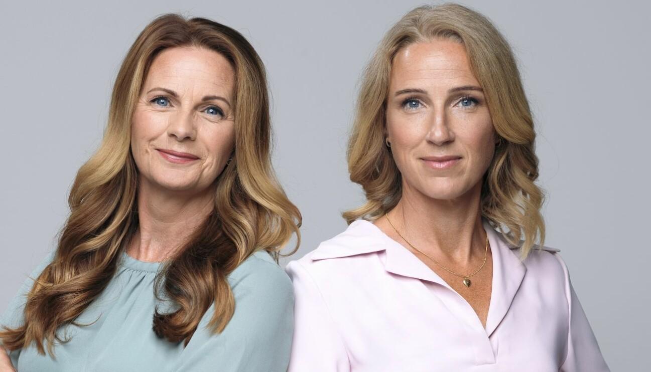 Veronica Lindarfve och Mia Ingelström har skrivit boken Ekonomi-PT:ns handbok för kvinnor och tipsar om hur du kan spara smartare