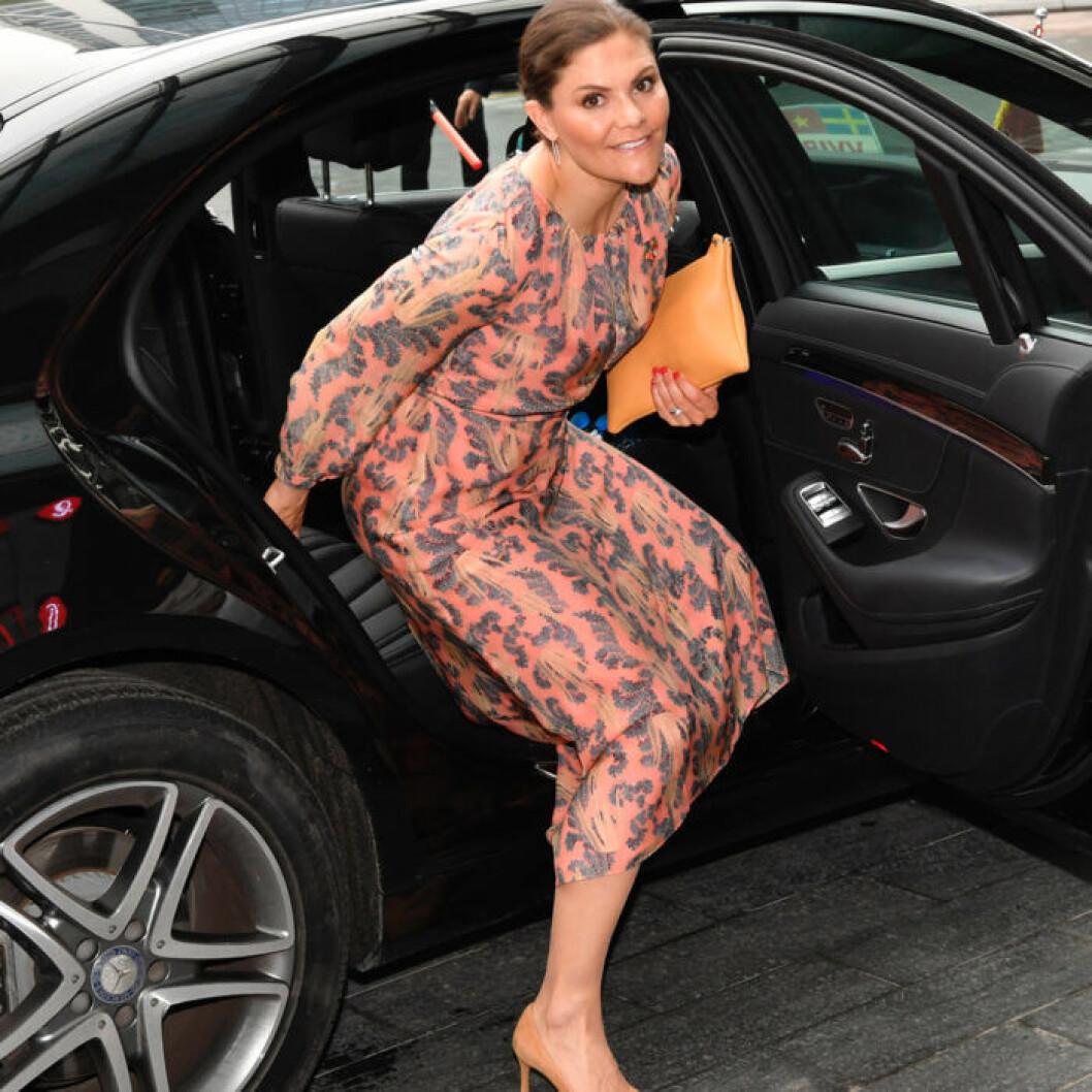 Kronprinsessan Victoria H&M