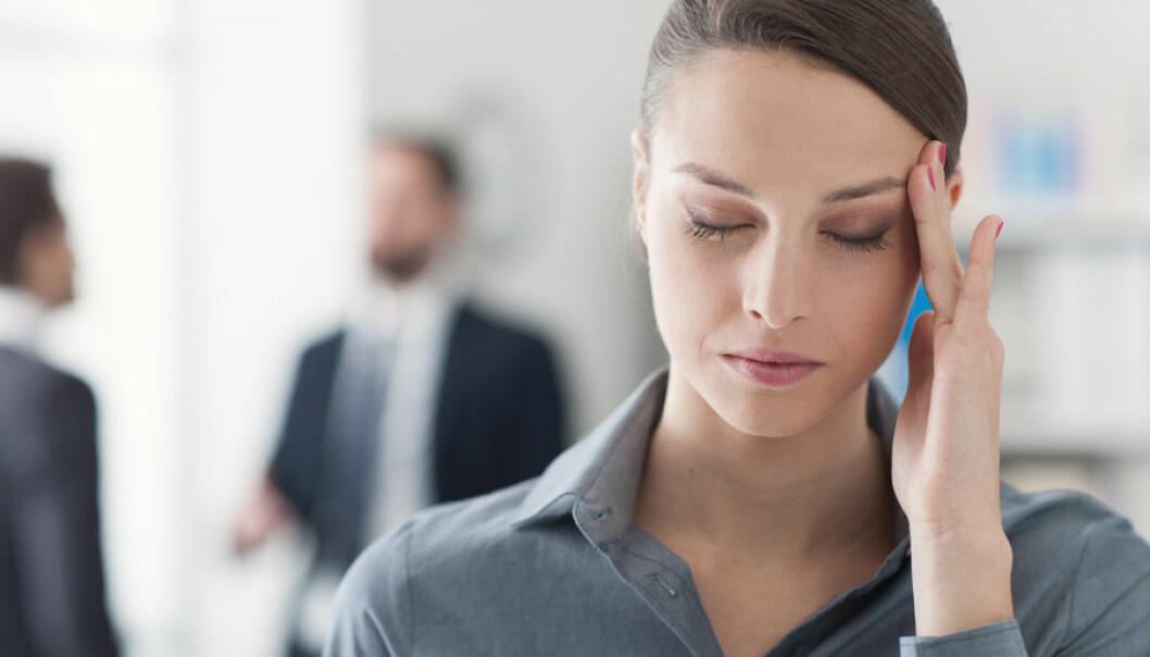 Vilken medicin är bäst vid spänningshuvudvärk?