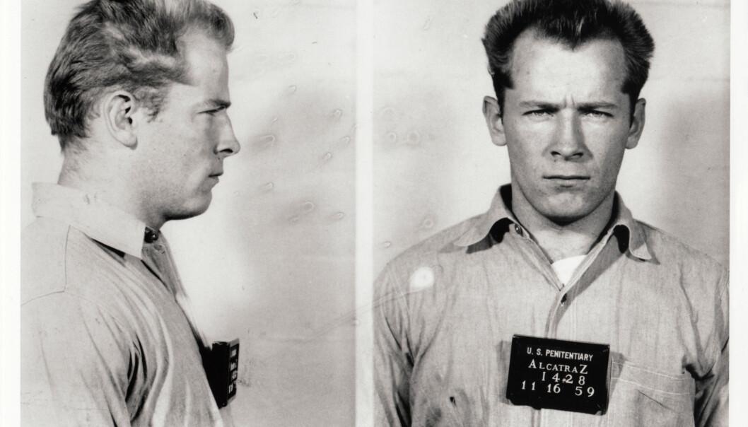 "James ""Whitey"" Bulger på Alcatraz"